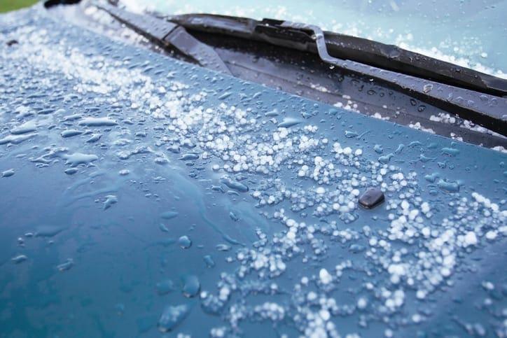 Hail Damage? Get Windshield Repairs Now